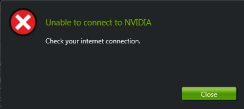 Nvidia Geforce Experience won't open