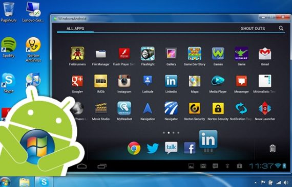 Top 10 Best Android Emulator for PC Mac Windows 7/8/8 1/10