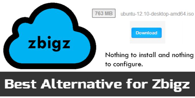 Zbigz Alternatives