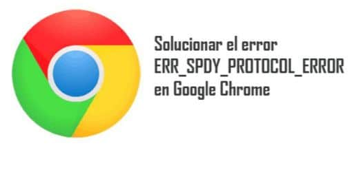 Fix ERR_SPDY_PROTOCOL_ERROR in Chrome?